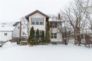 Photo 1: 270 CONWAY Street in Winnipeg: Deer Lodge Residential for sale (5E)  : MLS®# 1902355