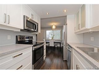 Photo 4: 6 3235 Alder St in VICTORIA: SE Quadra Row/Townhouse for sale (Saanich East)  : MLS®# 750435
