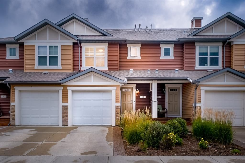 Main Photo: 53 Chaparral Valley Gardens SE in Calgary: Chaparral Row/Townhouse for sale : MLS®# A1146823