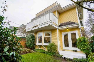 Photo 4: 1837 CREELMAN Avenue in Vancouver: Kitsilano 1/2 Duplex for sale (Vancouver West)  : MLS®# R2554606