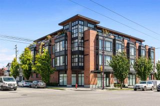 """Photo 2: 309 2008 E 54TH Avenue in Vancouver: Fraserview VE Condo for sale in """"CEDAR 54"""" (Vancouver East)  : MLS®# R2587612"""