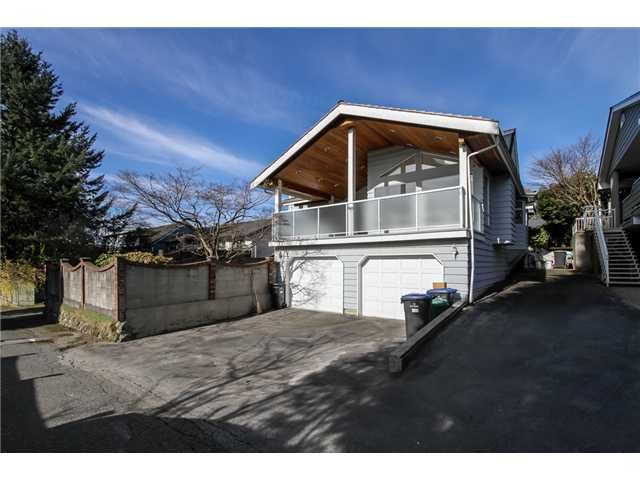 Photo 20: Photos: 46 COURTNEY CR in New Westminster: The Heights NW House for sale : MLS®# V1108693
