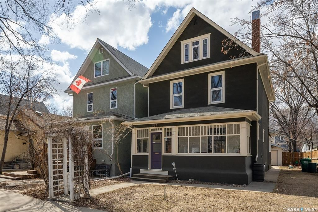 Main Photo: 823 6th Avenue North in Saskatoon: City Park Residential for sale : MLS®# SK854041