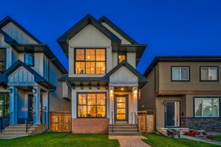 Photo 1: 542 37 Street NW in Calgary: Parkdale Detached for sale : MLS®# A1031929