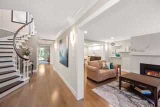 """Photo 5: 8 1725 SOUTHMERE Crescent in Surrey: Sunnyside Park Surrey Townhouse for sale in """"Englesea"""" (South Surrey White Rock)  : MLS®# R2604549"""