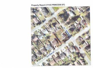 Photo 1: 11143 PRINCESS Street in Maple Ridge: Southwest Maple Ridge House for sale : MLS®# R2558600