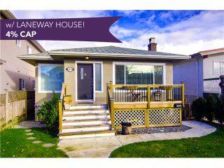 Main Photo: 3079 E 22ND AV in Vancouver: Renfrew Heights House for sale (Vancouver East)  : MLS®# V1106920
