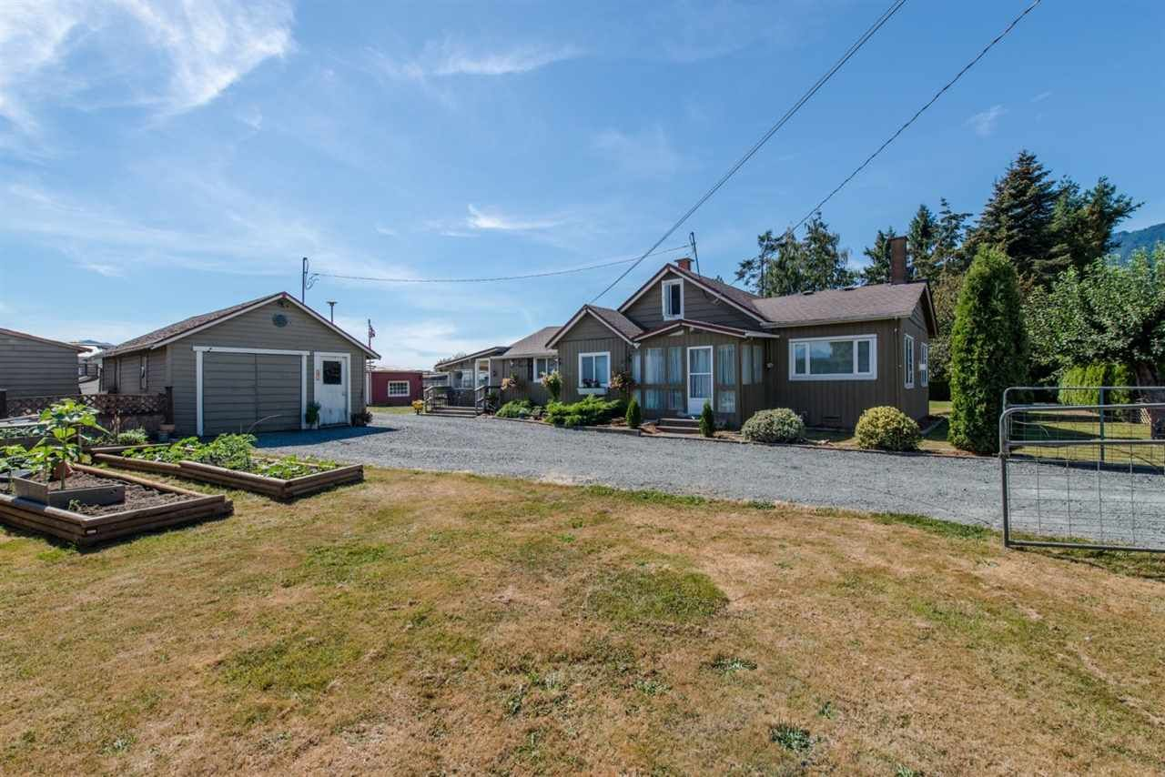Main Photo: 41738 SOUTH SUMAS Road in Sardis: Greendale Chilliwack House for sale : MLS®# R2129557