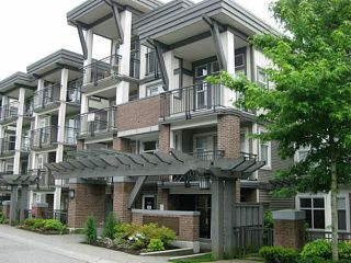 "Photo 1: 302 4728 BRENTWOOD Drive in Burnaby: Brentwood Park Condo for sale in ""Varley at Brentwood Gate"" (Burnaby North)  : MLS®# V1086094"