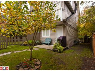"Photo 9: 34 15355 26TH Avenue in Surrey: King George Corridor Townhouse for sale in ""South Wynd"" (South Surrey White Rock)  : MLS®# F1025838"