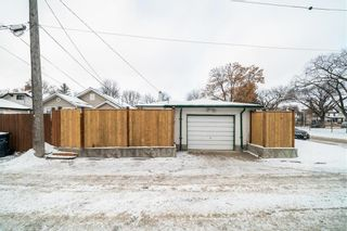 Photo 29: 787 BANNING Street in Winnipeg: Sargent Park Residential for sale (5C)  : MLS®# 202029183