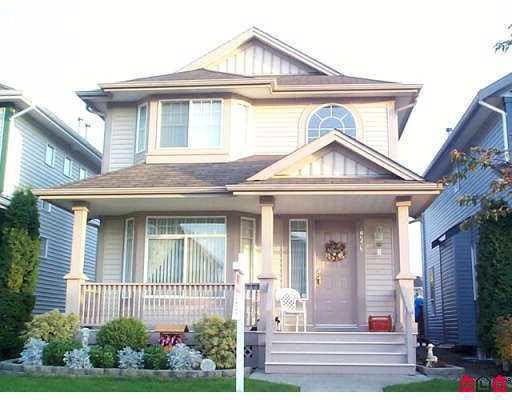 Main Photo: 18536 64B AVENUE in : Cloverdale BC House for sale : MLS®# F2423880