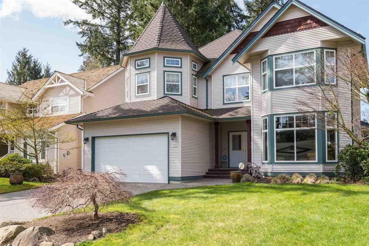 Main Photo: 955 164A Street in Surrey: King George Corridor House for sale (South Surrey White Rock)  : MLS®# R2154455