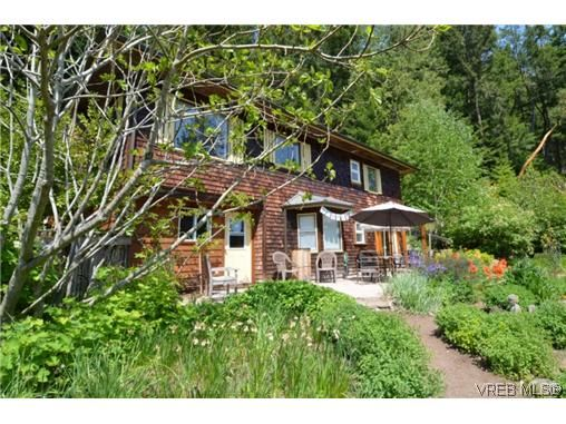 Main Photo: 854 Long Harbour Rd in SALT SPRING ISLAND: GI Salt Spring House for sale (Gulf Islands)  : MLS®# 607242