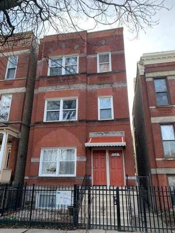 Main Photo: 1122 N Wolcott Avenue in Chicago: CHI - West Town Residential Income for sale ()  : MLS®# MRD11024577