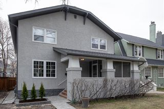 Photo 1: 202 Oak Street in Winnipeg: River Heights North Residential for sale (1C)  : MLS®# 202109426