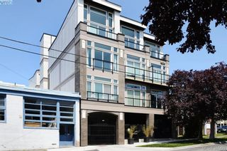 Photo 1: 307 1121 Fort St in VICTORIA: Vi Downtown Condo for sale (Victoria)  : MLS®# 778448