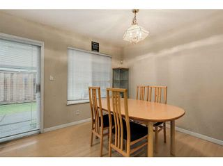 Photo 4: 4 10280 BRYSON Drive in Richmond: West Cambie Townhouse for sale : MLS®# V1118993