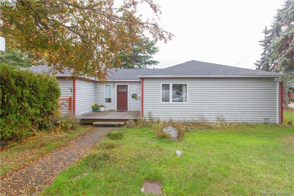 Main Photo: 475 Kinver St in VICTORIA: Es Saxe Point House for sale (Esquimalt)  : MLS®# 803807