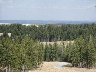 Photo 1: HWY # 1 TO HWY # 68 SOUTH in CALGARY: Rural Bighorn M.D. Rural Land for sale : MLS®# C3615920