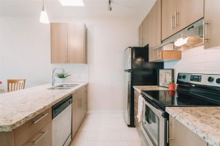 """Photo 5: 408 5211 GRIMMER Street in Burnaby: Metrotown Condo for sale in """"OAKTERRA"""" (Burnaby South)  : MLS®# R2542693"""