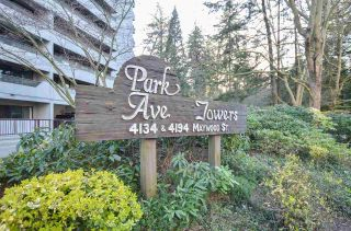 """Photo 33: 406 4194 MAYWOOD Street in Burnaby: Metrotown Condo for sale in """"PARK AVENUE TOWERS"""" (Burnaby South)  : MLS®# R2566232"""