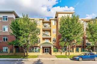 Photo 22: 406 5720 2 Street SW in Calgary: Manchester Apartment for sale : MLS®# C4305722