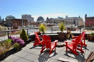 Photo 19: 319 599 Pandora Ave in : Vi Downtown Condo for sale (Victoria)  : MLS®# 871729
