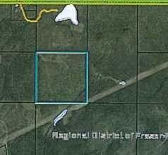 """Photo 1: DL 2007 HALDI LAKE in Prince George: Beaverley Land for sale in """"BEAVERLEY-MUD RIVER"""" (PG Rural West (Zone 77))  : MLS®# R2100447"""