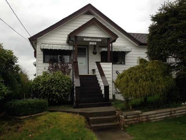 Main Photo: 226 BEGIN Street in Coquitlam: Maillardville House for sale : MLS®# V1110252