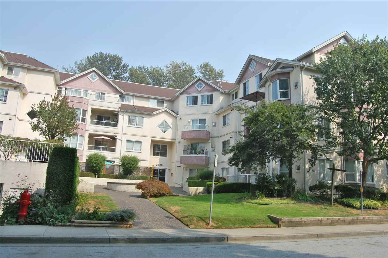 Main Photo: 408 2620 JANE STREET in : Central Pt Coquitlam Condo for sale : MLS®# R2299353