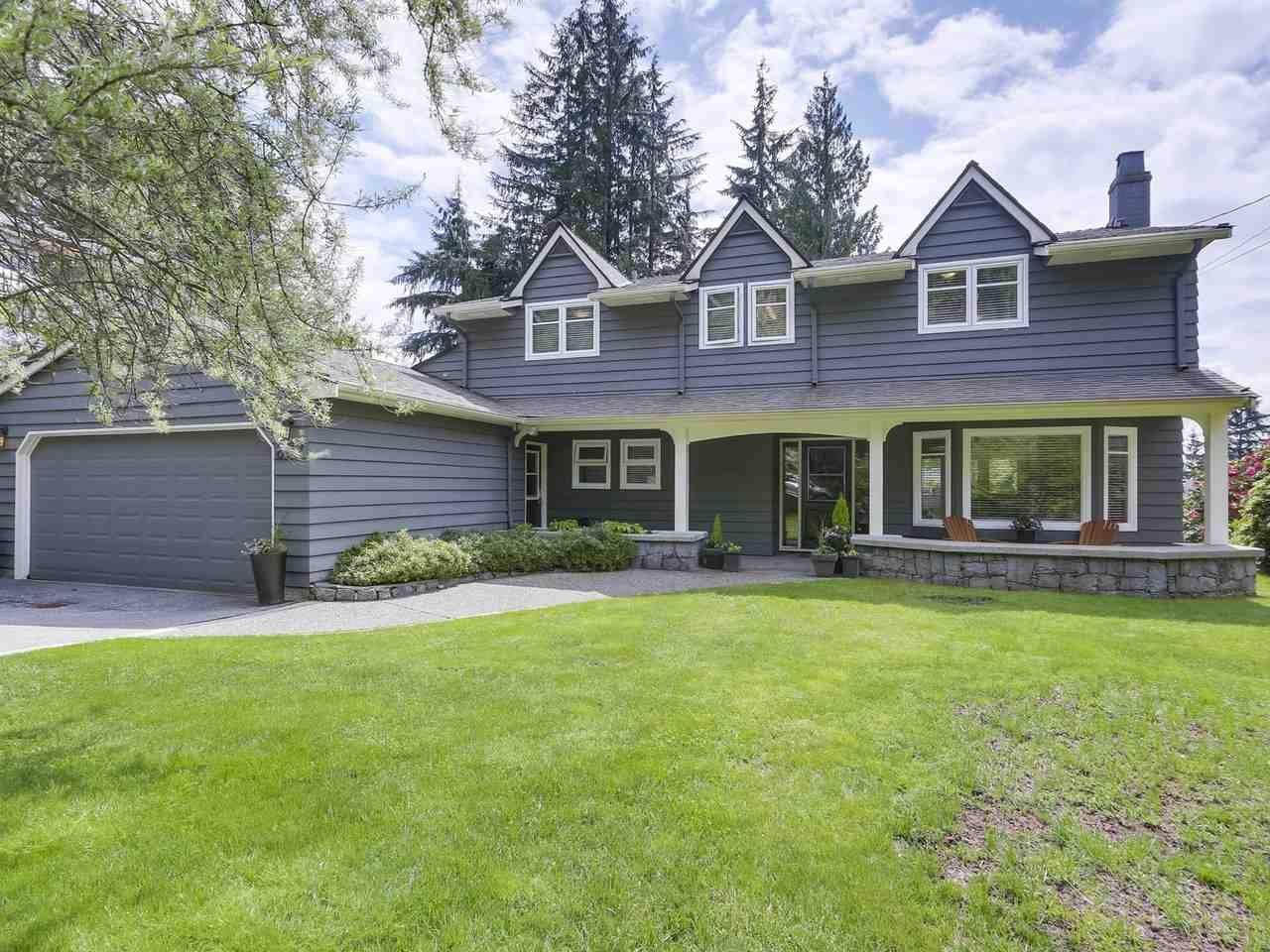 """Main Photo: 877 PROSPECT Avenue in North Vancouver: Canyon Heights NV House for sale in """"Canyon Heights"""" : MLS®# R2268040"""