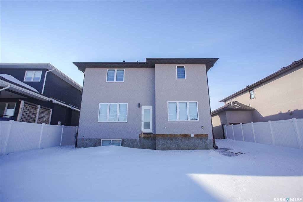 Photo 45: Photos: 230 Warder Cove in Saskatoon: Stonebridge Residential for sale : MLS®# SK843187