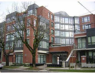 """Photo 1: 608 3228 TUPPER Street in Vancouver: Cambie Condo for sale in """"THE OLIVE"""" (Vancouver West)  : MLS®# V778026"""
