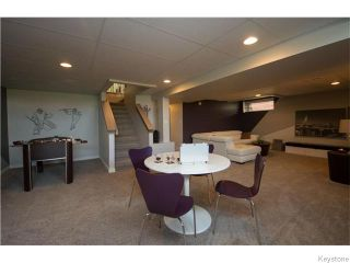Photo 13: 11 Cotswold Place in Winnipeg: St Vital Residential for sale (South East Winnipeg)  : MLS®# 1606270