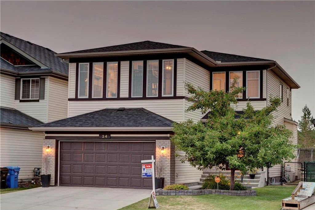 Main Photo: 34 CHAPALINA Green SE in Calgary: Chaparral House for sale : MLS®# C4141193
