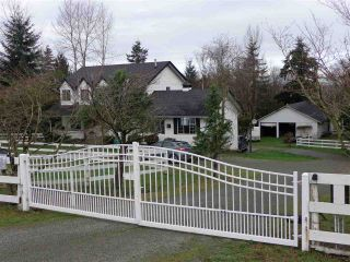 Photo 2: 20475 1ST AVENUE in Langley: Campbell Valley House for sale : MLS®# R2036160