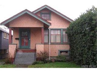 Photo 1:  in VICTORIA: Vi Hillside House for sale (Victoria)  : MLS®# 356632