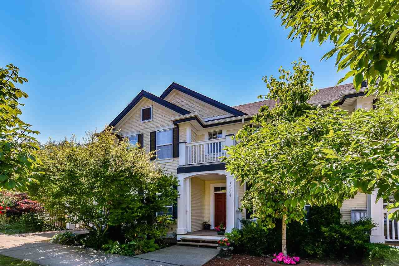 """Main Photo: 18068 70 Avenue in Surrey: Cloverdale BC Condo for sale in """"Provinceton"""" (Cloverdale)  : MLS®# R2186482"""