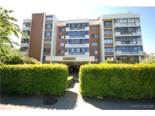 Main Photo: 404 420 Linden Ave in VICTORIA: Vi Fairfield West Condo for sale (Victoria)  : MLS®# 627566