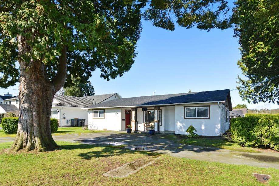 """Main Photo: 1189 164 Street in Surrey: King George Corridor House for sale in """"Meridian"""" (South Surrey White Rock)  : MLS®# R2154808"""