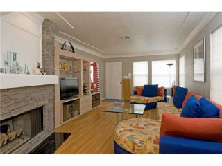 Photo 2: TALMADGE House for sale : 3 bedrooms : 4745 WINONA AVENUE in San Diego