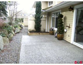 """Photo 15: 79 2500 152ND Street in Surrey: King George Corridor Townhouse for sale in """"PENINSULA VILLAGE"""" (South Surrey White Rock)  : MLS®# F2833818"""