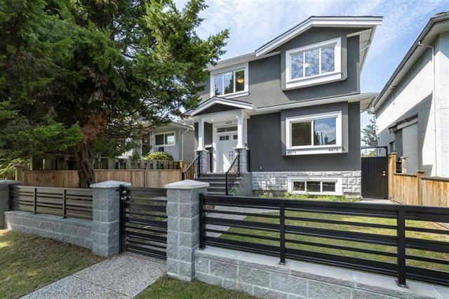 Main Photo: 4475 SKEENA STREET in Vancouver: Renfrew Heights House for sale (Vancouver East)  : MLS®# R2558306