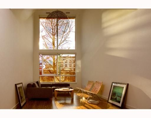 """Main Photo: 308 36 WATER Street in Vancouver: Downtown VW Condo for sale in """"TERMINUS"""" (Vancouver West)  : MLS®# V755866"""