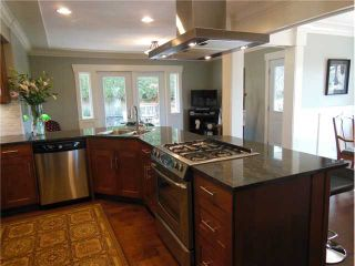 """Photo 6: 4484 CANTERBURY Crescent in North Vancouver: Forest Hills NV House for sale in """"FOREST HILLS"""" : MLS®# V1110439"""