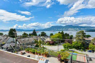 """Photo 20: 208 2493 W 1ST Avenue in Vancouver: Kitsilano Condo for sale in """"CEDAR CREST"""" (Vancouver West)  : MLS®# R2550875"""