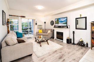 "Photo 2: 102 17769 57 Avenue in Surrey: Cloverdale BC Condo for sale in ""Cloverdowns Estate"" (Cloverdale)  : MLS®# R2572603"