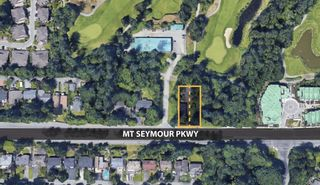 Photo 1: 3252 MT SEYMOUR Parkway in North Vancouver: Northlands Land for sale : MLS®# R2599446