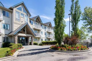 Main Photo: 210 7 Harvest Gold Manor NE in Calgary: Harvest Hills Apartment for sale : MLS®# A1122209
